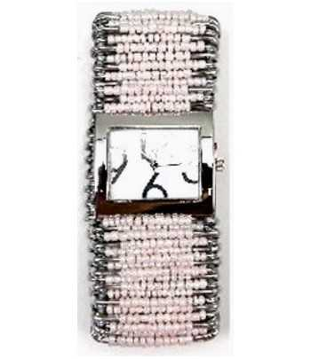 Safety Pin Watch Pink - SPW