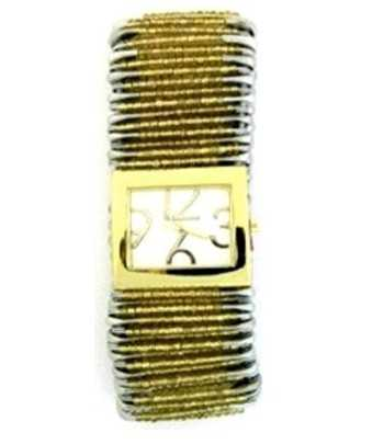 Safety Pin Watch Gold /...