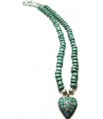 Turquoise & Sterling...