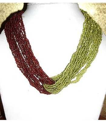 Necklace - N-09 17 Inch