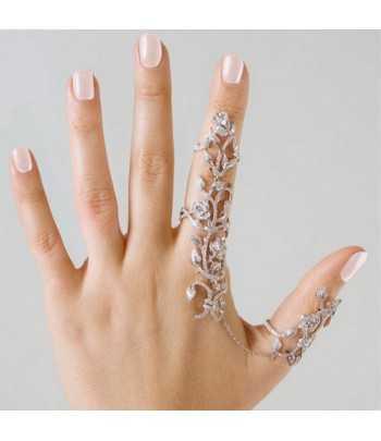 2 Finger Adjustable Rings