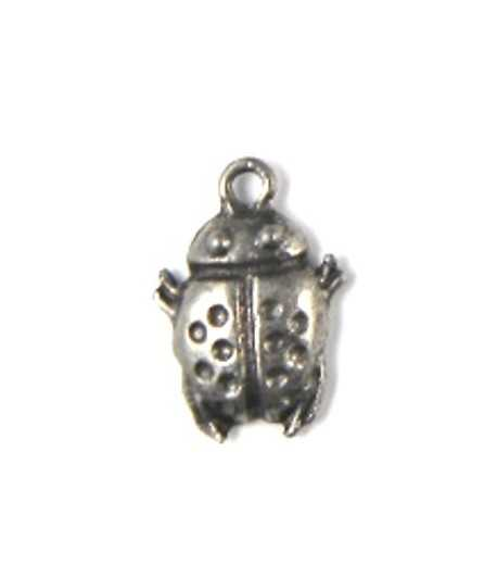 Little Boy Pewter Charm 20x12mm