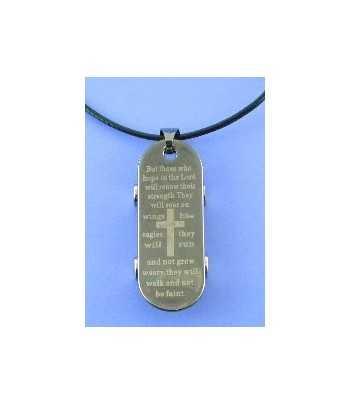 Stainless Steel Prayer...