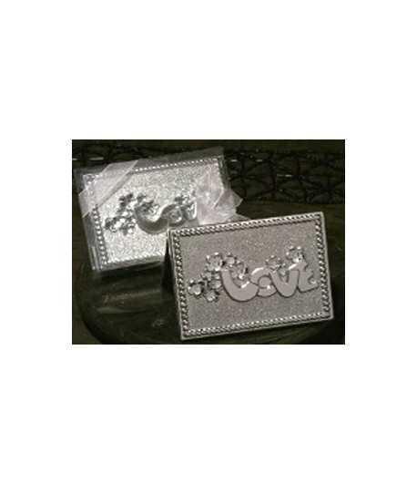 Theta Greek Letter Charm 15x11mm
