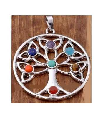 Seven Gemstone Tree of Life...