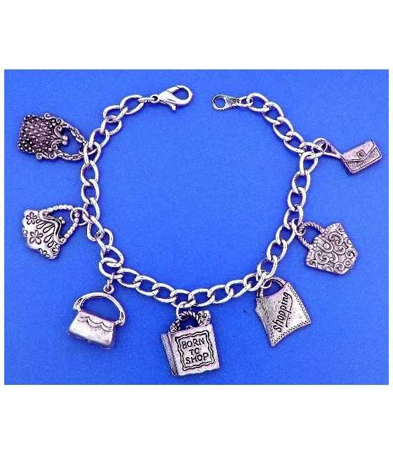 Tennessee State Charm 11x21mm