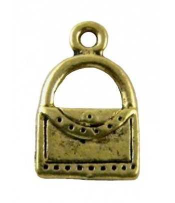 Antique Gold Metal Purse...