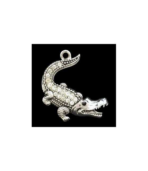 Baby Diaper Sterling Silver Charm 15x10mm