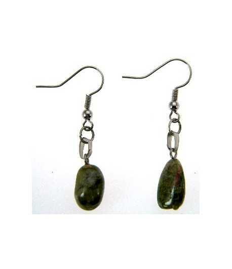 Gemstone Earrings - A32