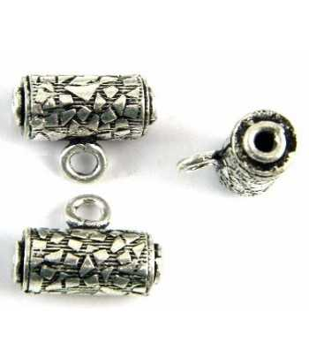 Number 1 Sister Sterling Charm 20x10mm