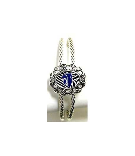 Car Pewter Charm 19x9mm