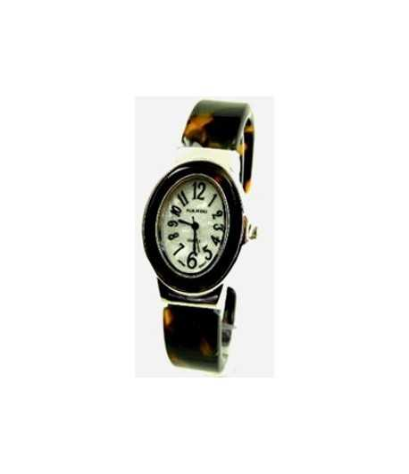 Shell Cuff Bangle Watch