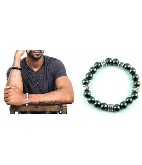 Charm Locket Necklace CHS-0124YN 34 Inch