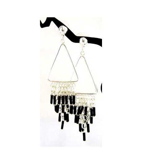 Chandelier on Silver Earrings - DAG-ER8