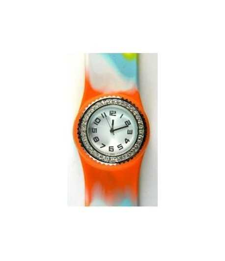 3479 Kids Animal Silicon Watch