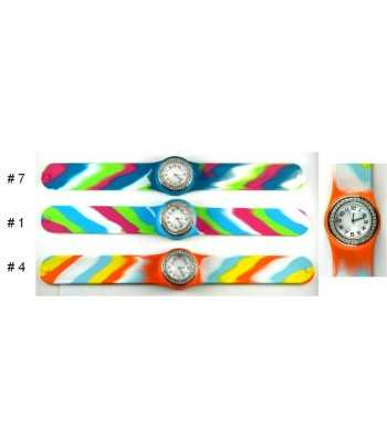 3494 Kids Monkey Silicon Watch