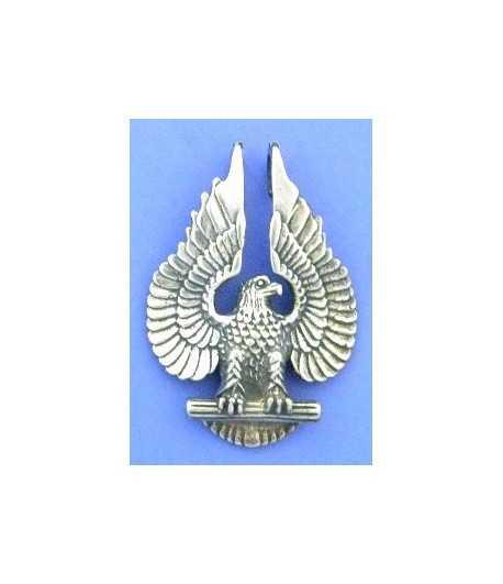 Eagle Sterling Charm 31x22mm