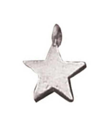 Star Charm 15x15mm