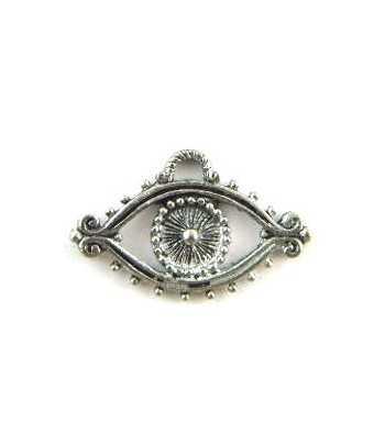 Charm Bracelet w/Large Heart Clasp - TVT-B1 8x5mm Link