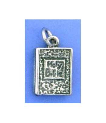 Holy Bible Sterling Silver...