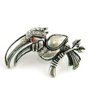 Silver Toucan Adjustable...
