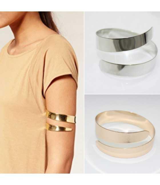 Gold Fleur De Lis Link Bracelet - DAGFDL-G