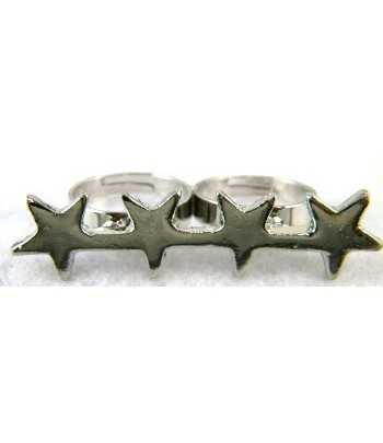Silver Four Star Adjustable...