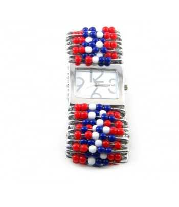 Patriotic Safety Pin Watch...