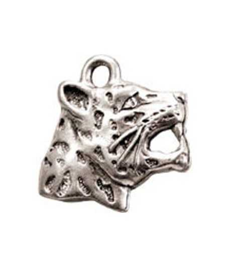 Jaguar Head Charm