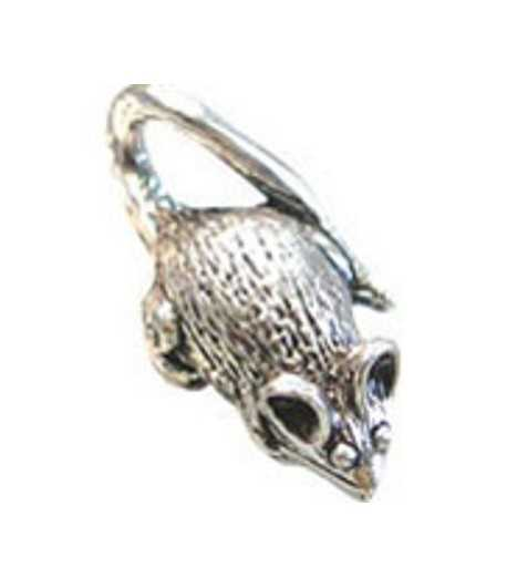 Mouse Charm 18x8mm