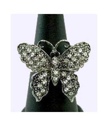 Butterfly with Crystals...