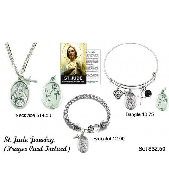 St Jude Jewelry