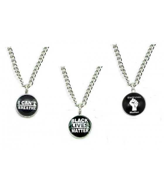 Black lives matter Necklaces