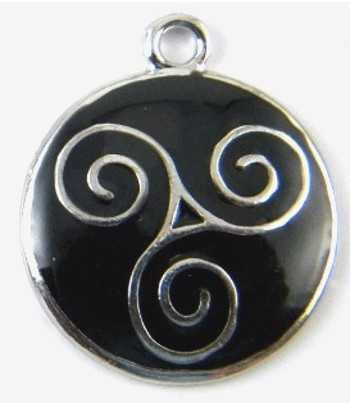 Celtic Triskelion Pewter...