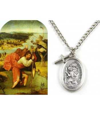 Saint Christopher Medallion...