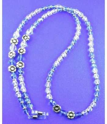 Faceted Crystal with...