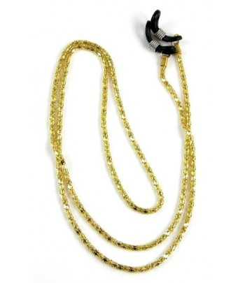 Eyeglass Gold Chain with...
