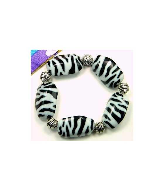 Antq Swirl Charm 12mm