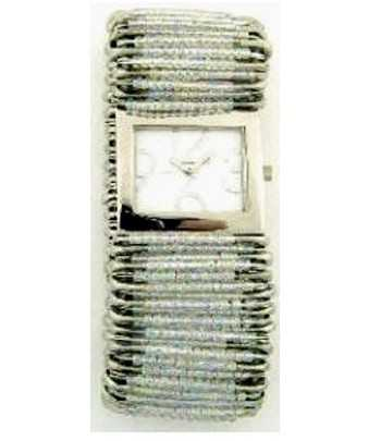 Safety Pin Watch Clear AB -...