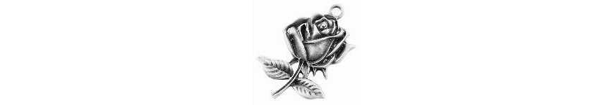 Pewter Gardening Charms