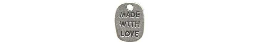 Handmade Jewelry Tags
