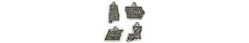 State Charms